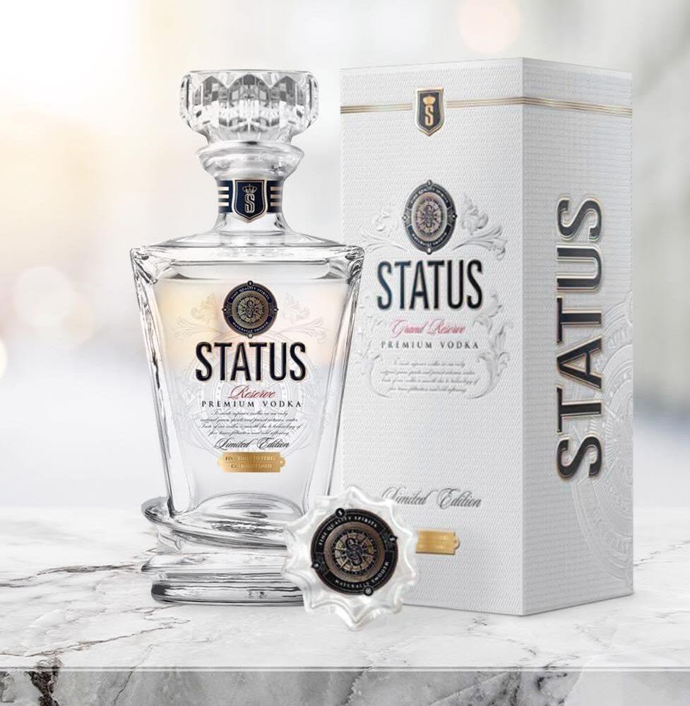 Status Grand Reserve Decanter