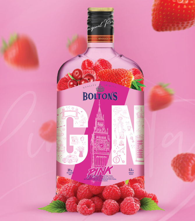 Boltons GIN