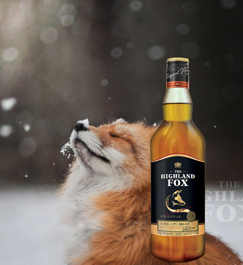 The Highland Fox Original 0,7 л.